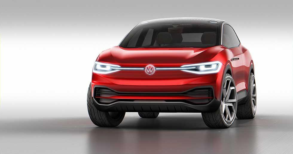 VW I.D. Crozz II zero emission SUV set for 2020 launch