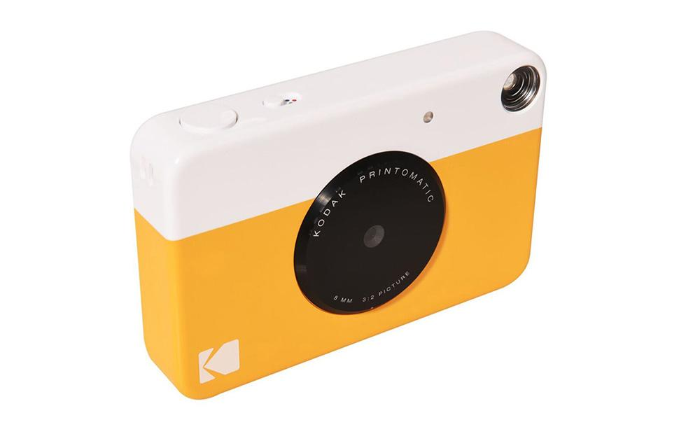 Kodak Printomatic is another instant camera that uses ZINK