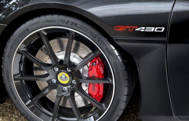 Lotus Evora GT430 Sport ditches the GT430 aero for a cleaner look