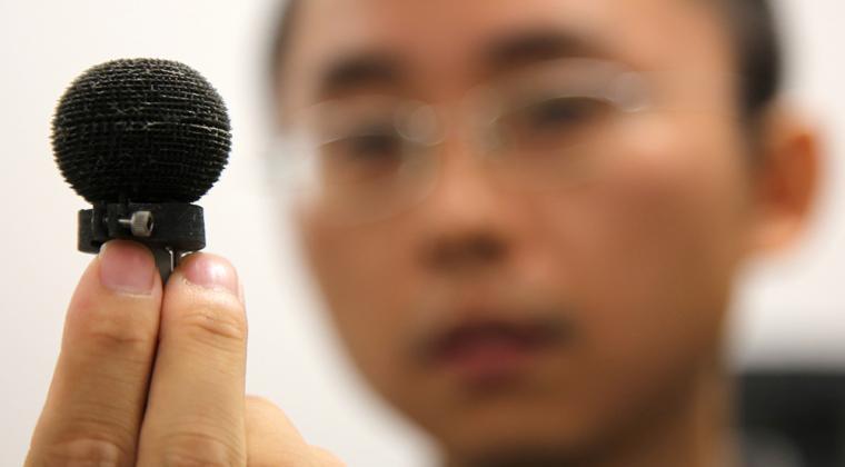 This 3D printed sensor could democratize self-driving cars