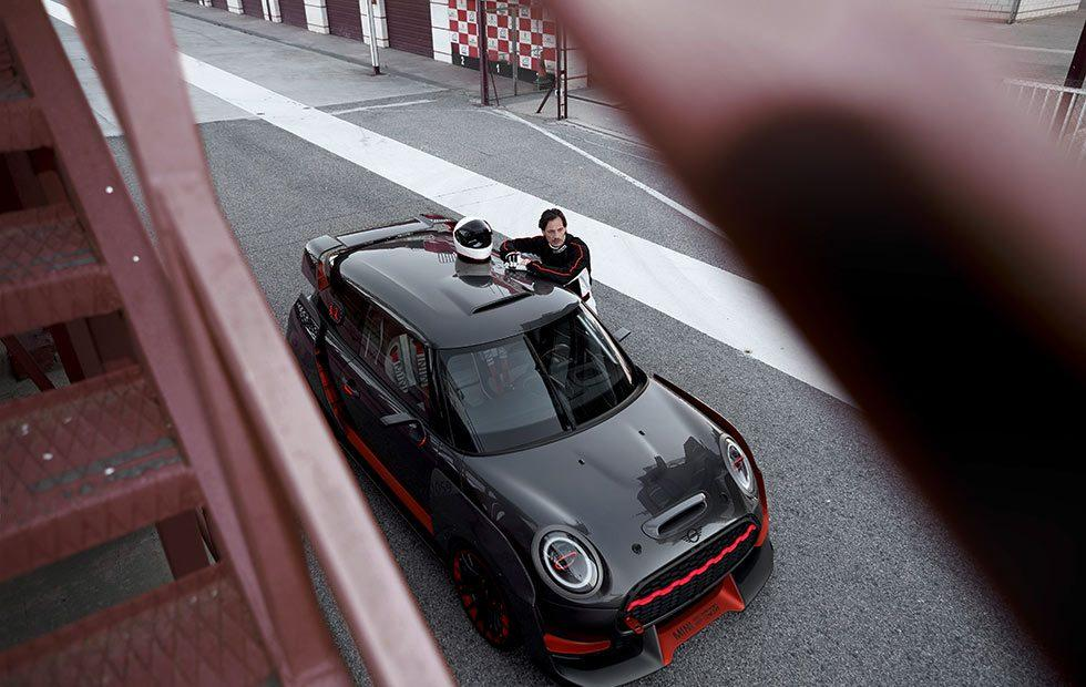Mini John Cooper Works Gp Concept Is For The Track And Street