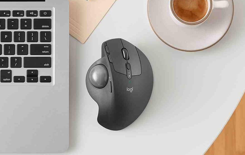 Logitech MX ERGO tries to bring back the trackball