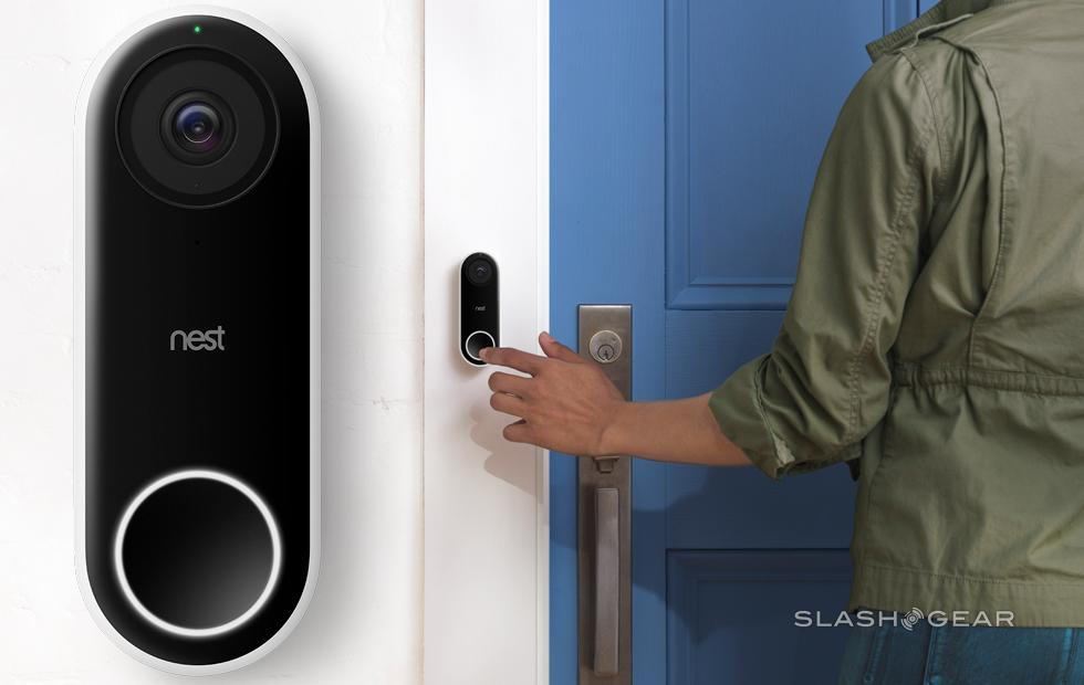 Nest Hello video doorbell rings for smart security