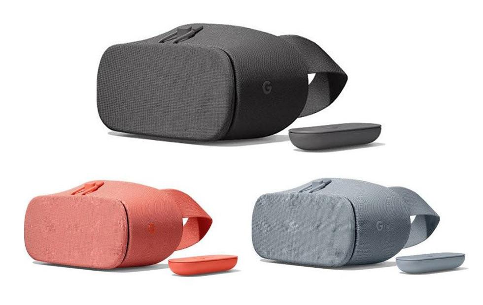 Google Daydream View 2 colors and price leak out