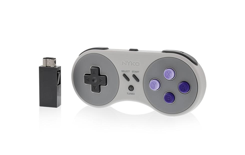 Nyko wireless SNES controller is perfect for the Classic Edition