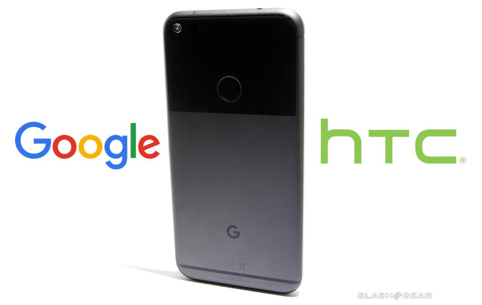 Google buys part of HTC's smartphone operations for $1.1b