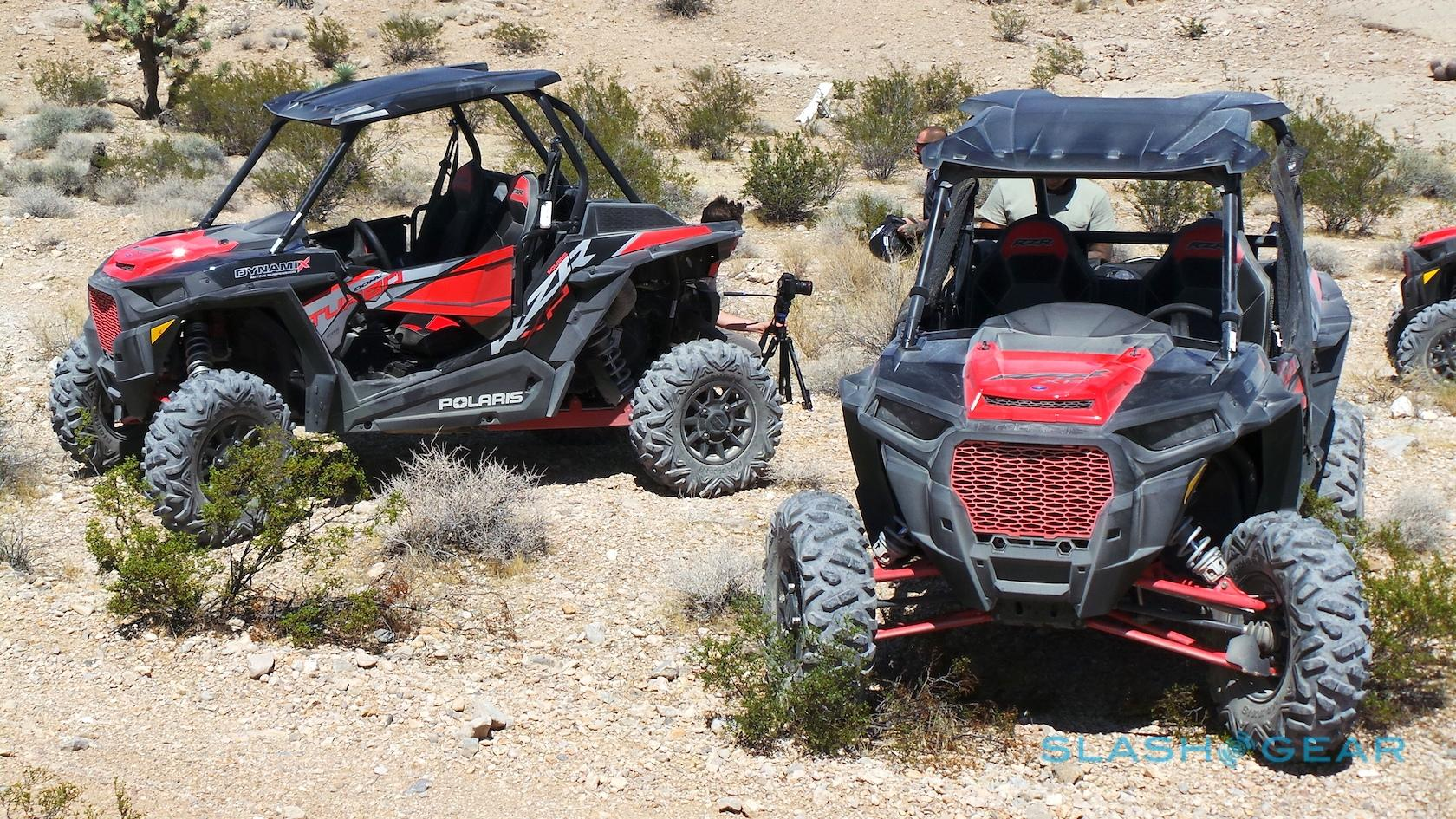 2018 Polaris RZR Dynamix First Drive: Off-road witchcraft - SlashGear
