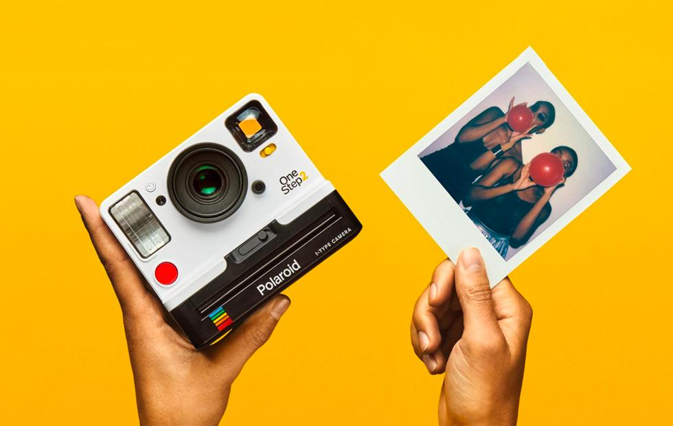The Polaroid OneStep 2 just brought back the original …sort of