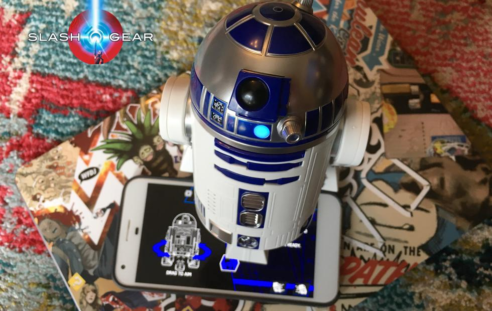 Sphero R2-D2 Review : Also the Best Star Wars Toy ever made