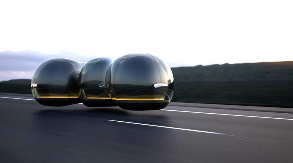 "Renault names ""The Float"" as the winner of car of the future design contest"