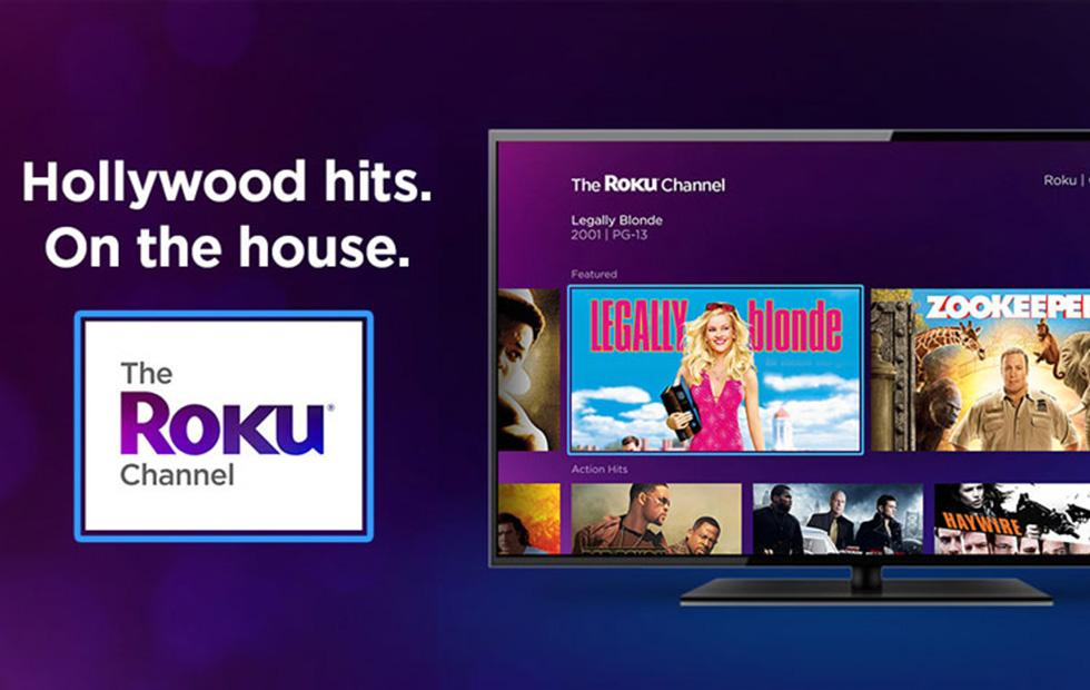 Roku launches its own channel with free ad-supported movies