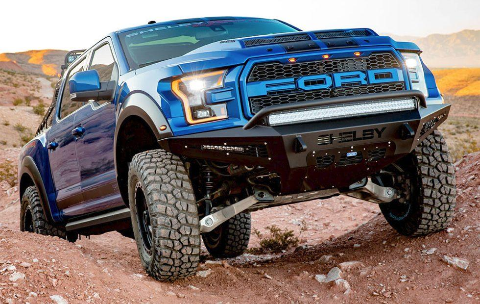Ford Raptor Shelby 2017 >> 2018 Shelby Raptor Announced With 75 More Horsepower And 500