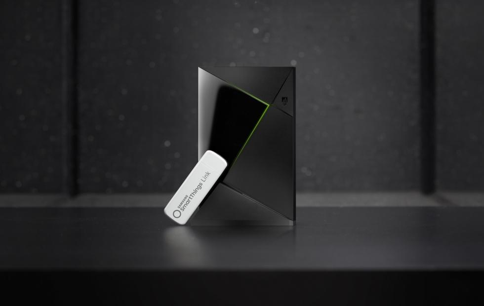 Samsung SmartThings Link for NVIDIA SHIELD now on pre-order