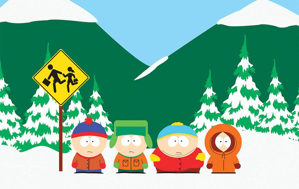 South Park's early seasons are finally arriving on Blu-ray