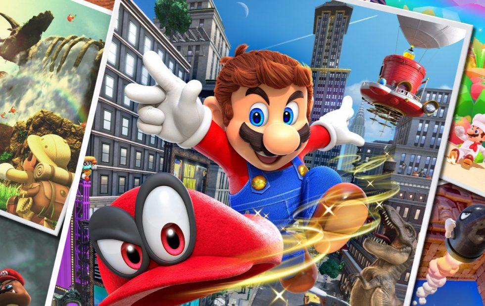 Super Mario Odyssey leads the charge in next Nintendo Direct