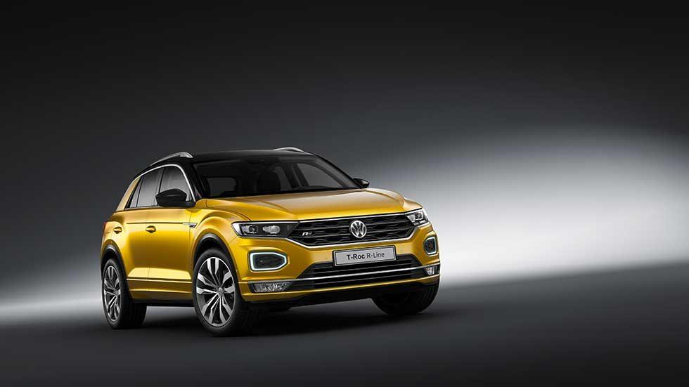 VW T-Roc gets official with available 4MOTION and six engine options