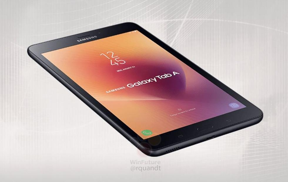 Galaxy Tab A2 S leaked photos show a good-looking disappointment
