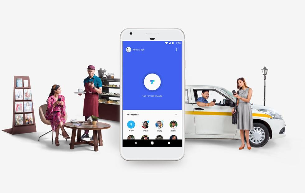 Tez is Google's new mobile payments app for India