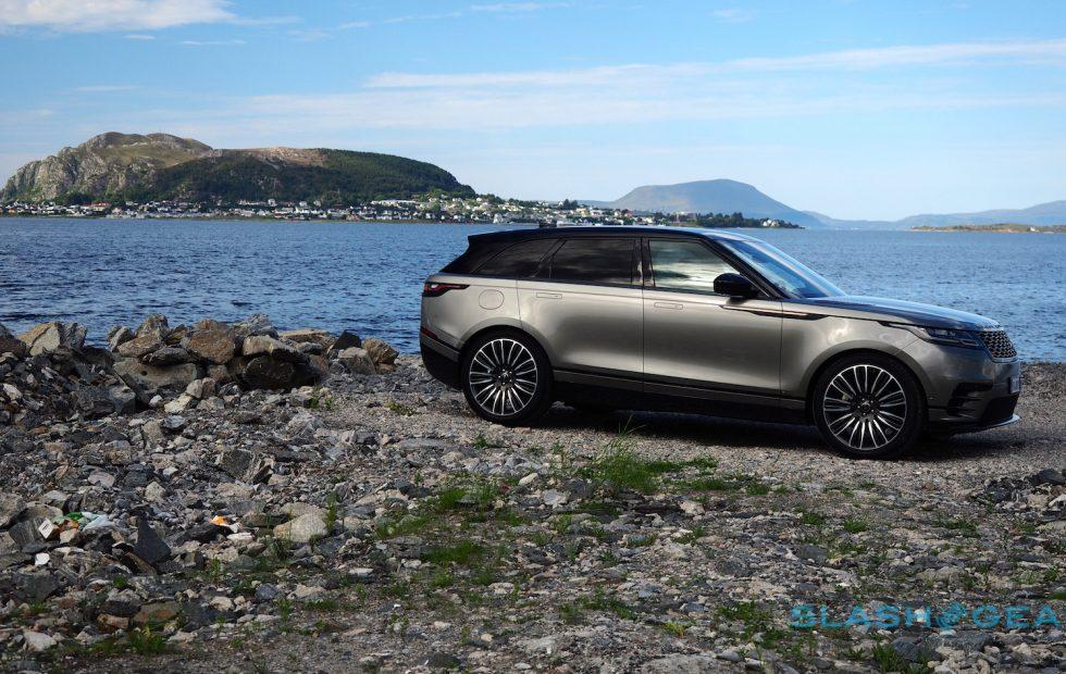Road Rover luxury EV tipped from Range Rover in 2019