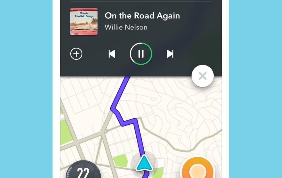 Waze and Spotify integration now rolling out to iOS