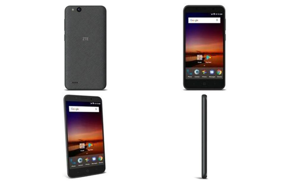 ZTE Tempo X is an affordable all-day Android Nougat phone