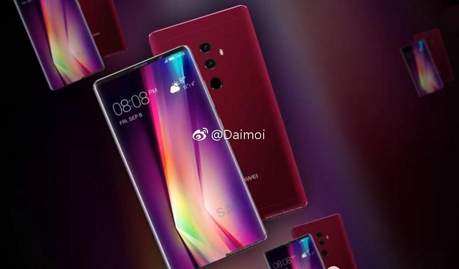Huawei Mate 10 specs, renders leak ahead of next week's