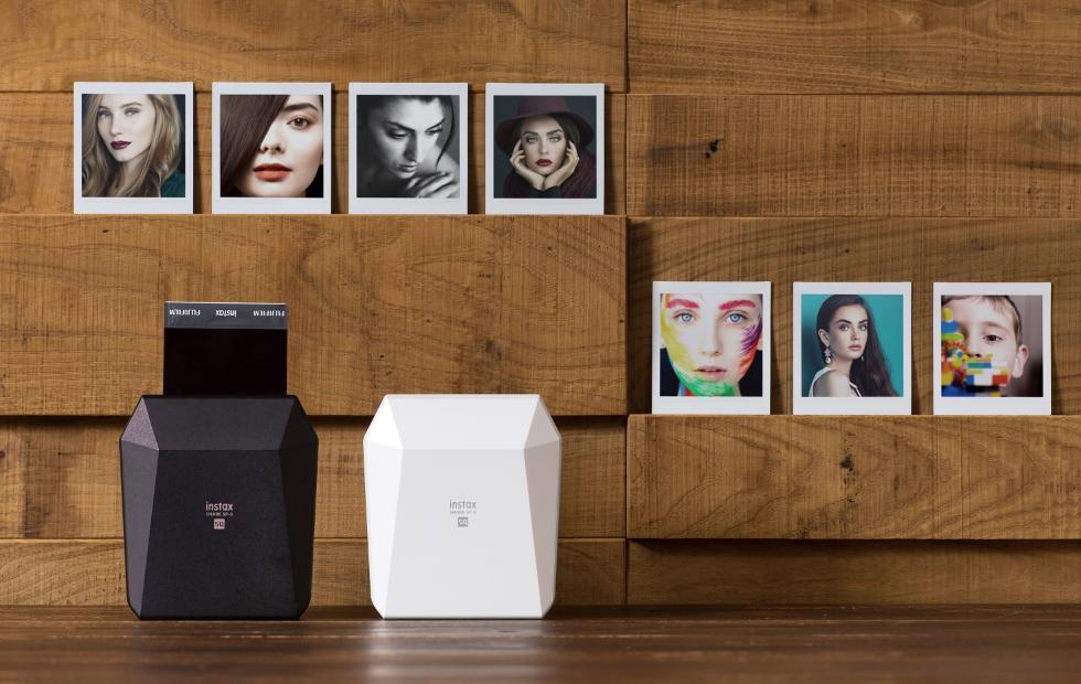 Fujifilm instax SHARE SP-3 prints phone photos in SQUARE format