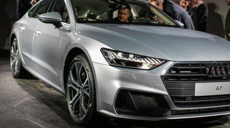 2019 Audi A7 Sportback Gallery