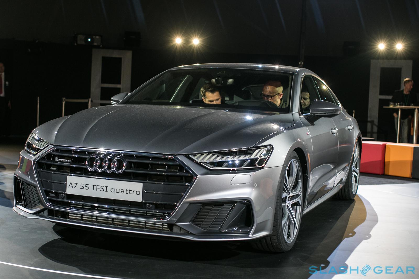 Kelebihan A7 Audi 2019 Spesifikasi