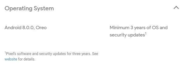 Google Pixel 2, Pixel 2 XL to get updates until 2020 - SlashGear