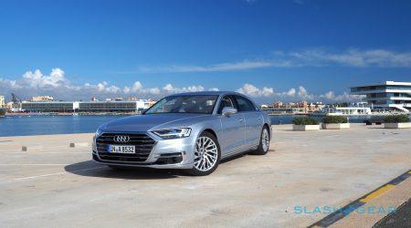 2019 Audi A8 Gallery