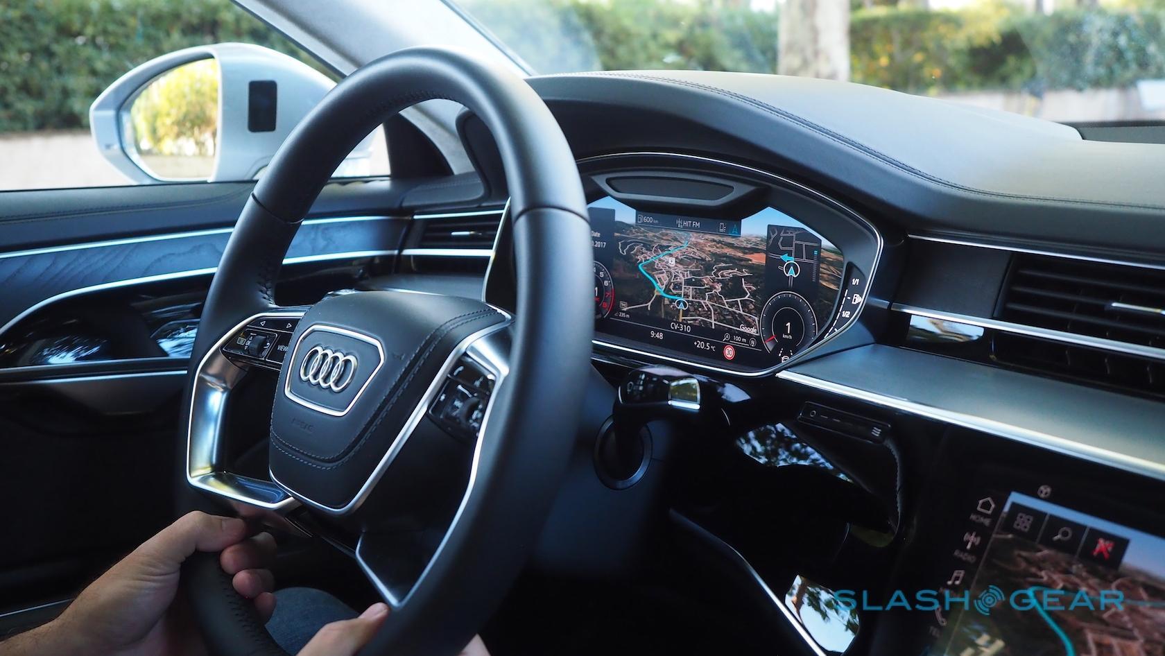 2019 Audi A8 First Drive: The new luxury - SlashGear