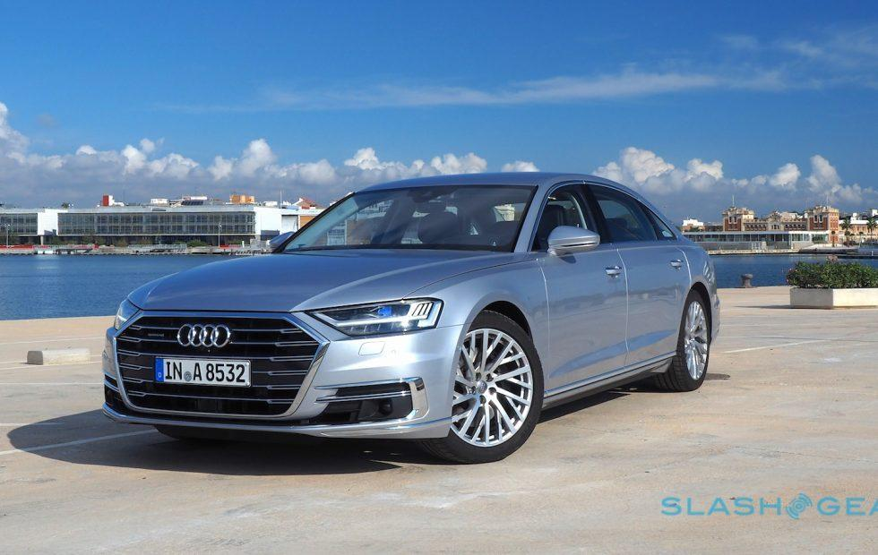 2019 Audi A8 First Drive: The new luxury
