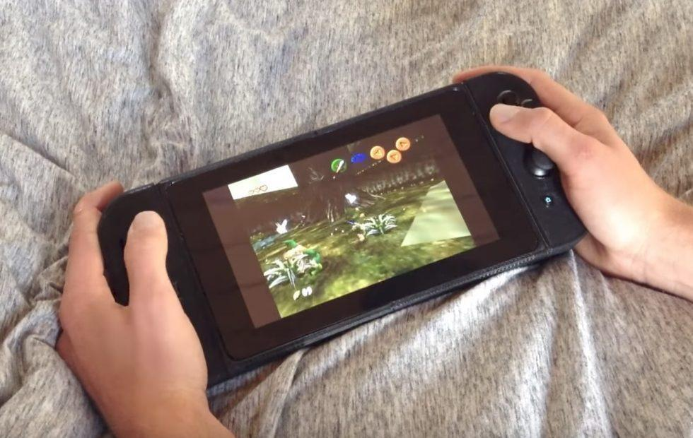 Homemade Nintendo Switch runs on Raspberry Pi, plays all your retro games
