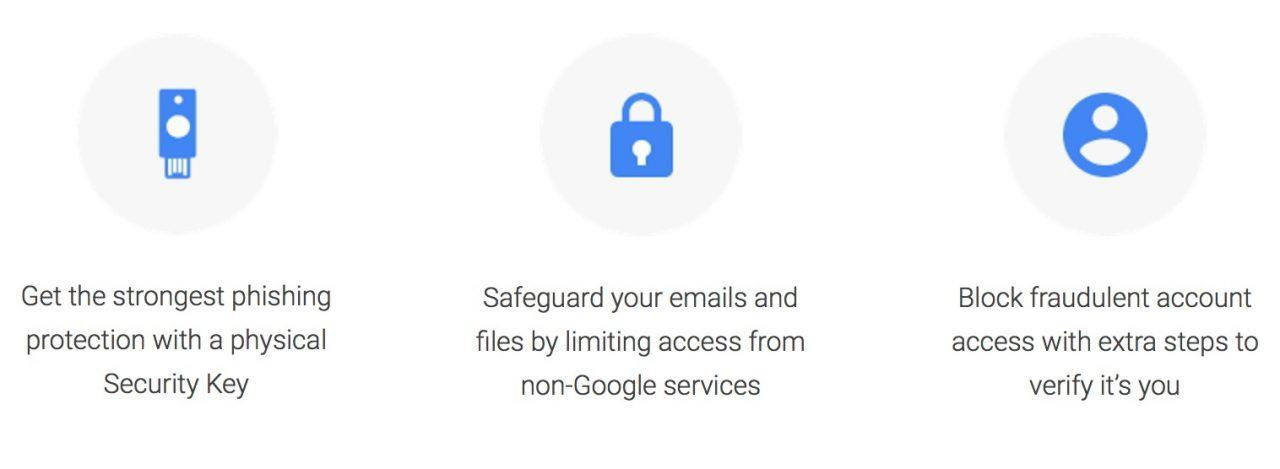 Google's toughest account security works with iPhone apps