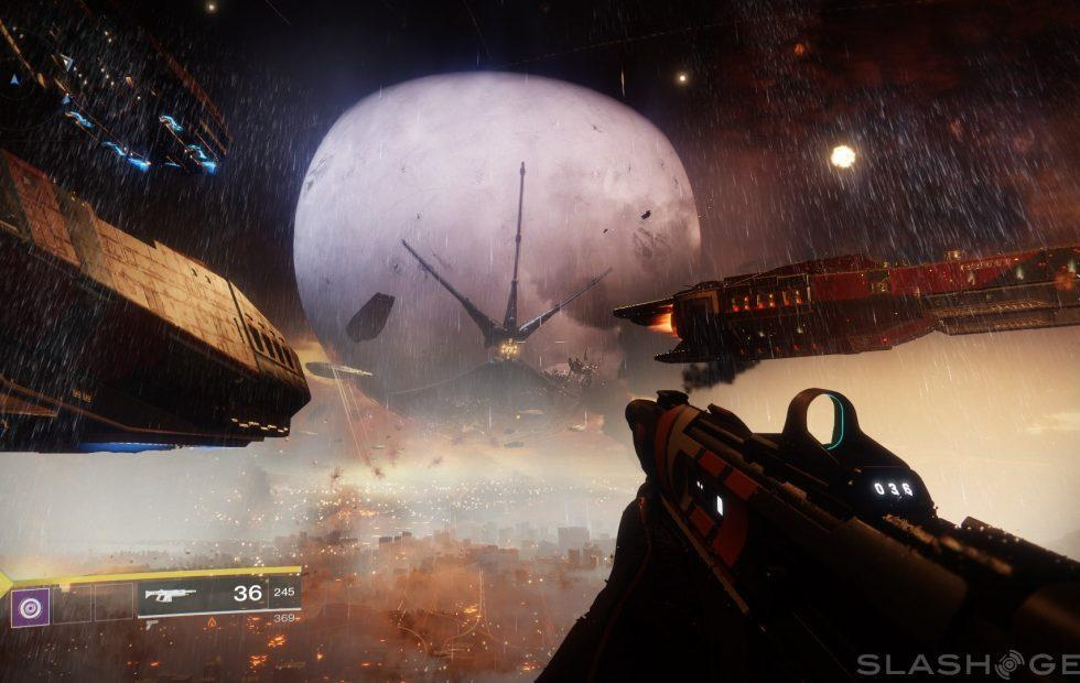 Destiny 2 PC is the new port gold standard