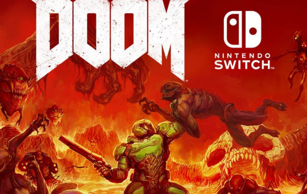 Doom Nintendo Switch release date announced