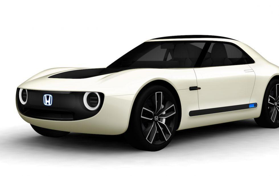 Honda Sports EV Concept has the charm electrification needs