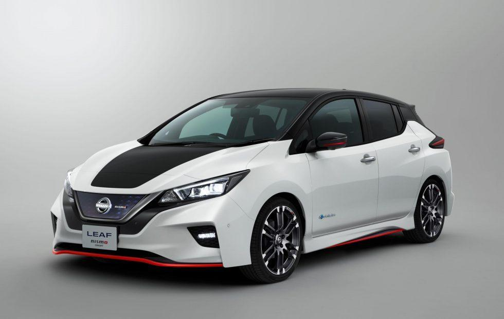 Nissan Leaf NISMO and Serena NISMO concepts to debut in Tokyo