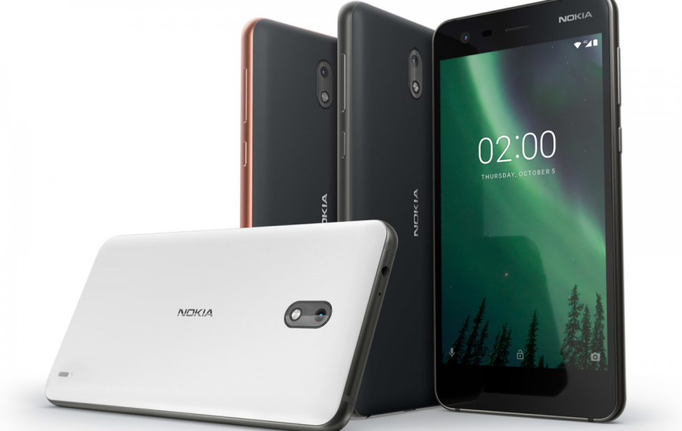 Nokia 2 is an entry-level smartphone with a serious battery