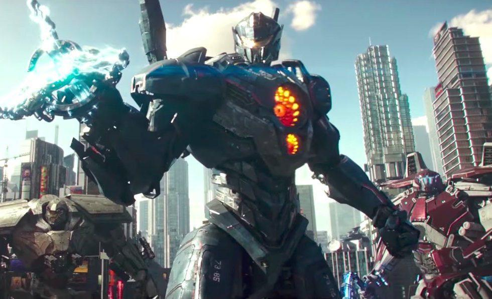 First Pacific Rim Uprising trailer debuts at NYCC