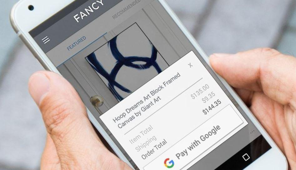 Pay with Google launches to speed up online checkout