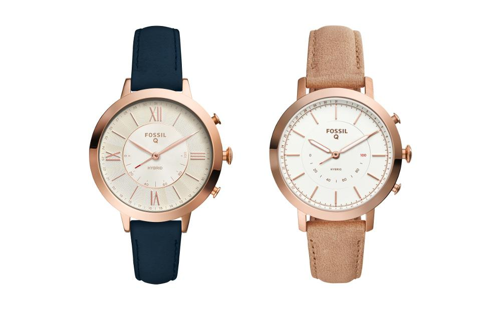 Fossil Q Neely, Q Jacqueline hybrid smartwatches cater to small wrists