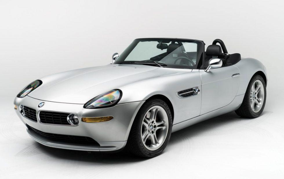 BMW Z8 owned by Steve Jobs heads to auction