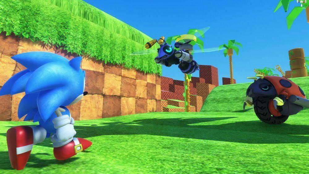 This Sonic The Hedgehog Vr Mod Will Probably Make You Sick Slashgear