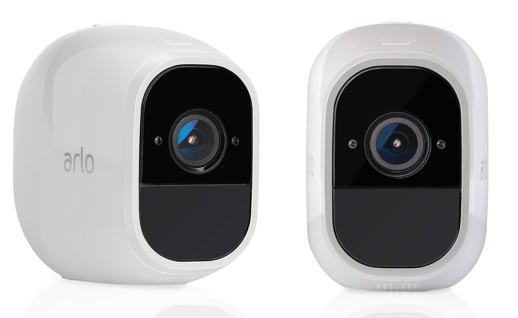 Netgear Arlo Pro 2 packs 1080p, solar option, and Alexa