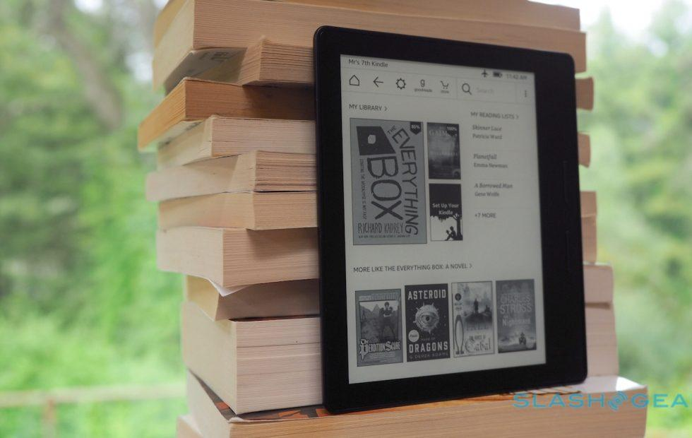 A Kindle Audible audiobook update is coming