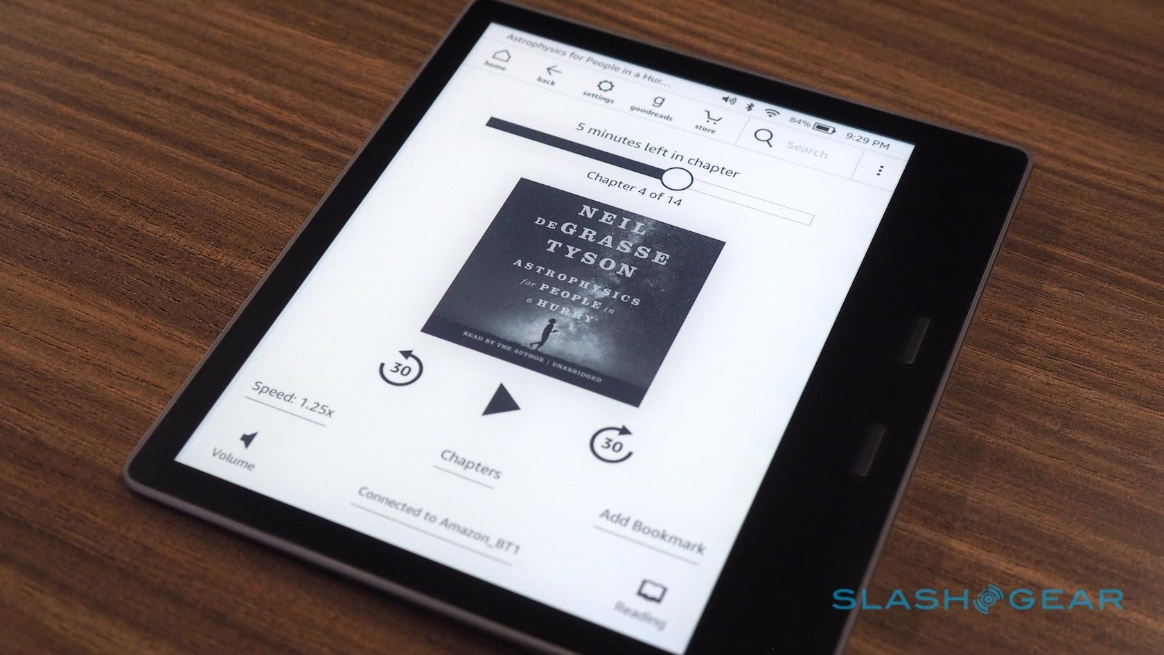 A Kindle Audible audiobook update is coming - SlashGear