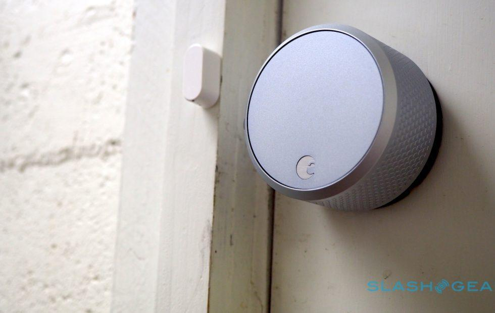 Alexa now knows if your August smart lock door is shut