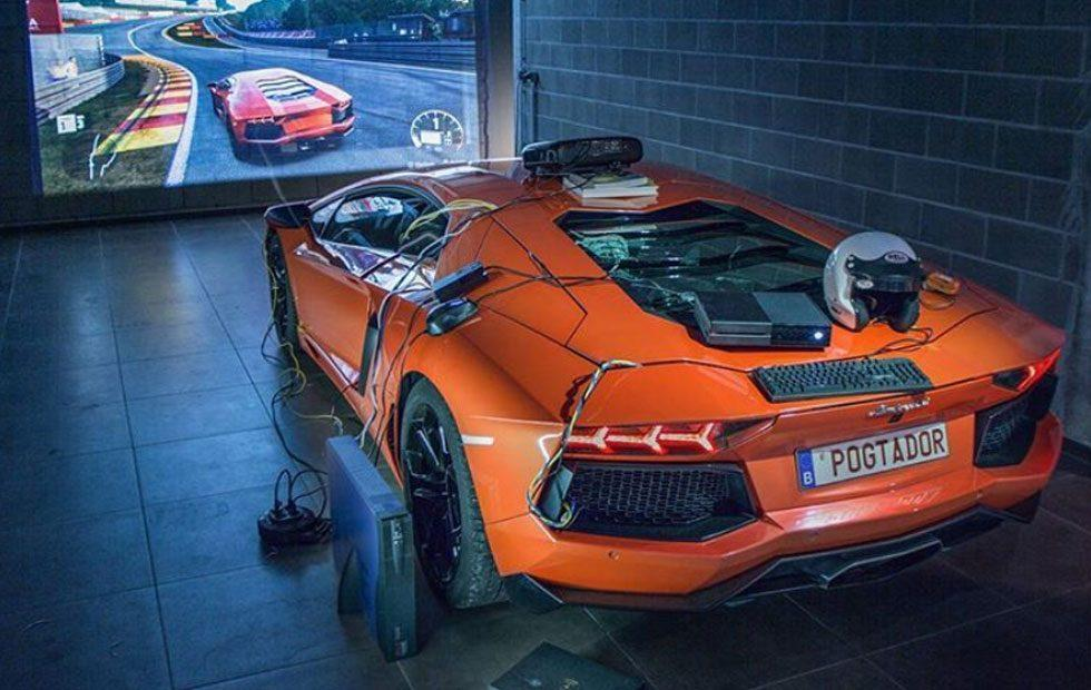 Lamborghini Aventador is the most expensive Xbox controller